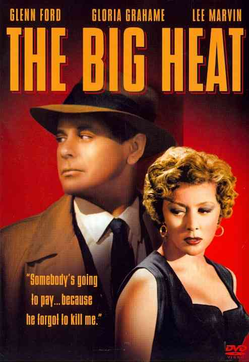 BIG HEAT BY FORD,GLENN (DVD)