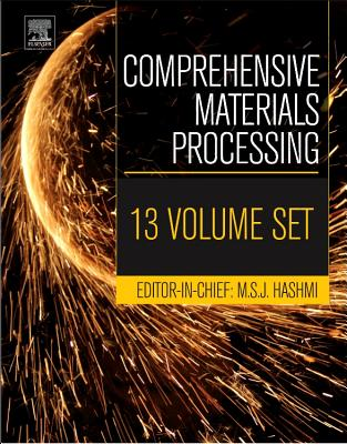 Comprehensive Materials Processing By Hashmi, Saleem (EDT)
